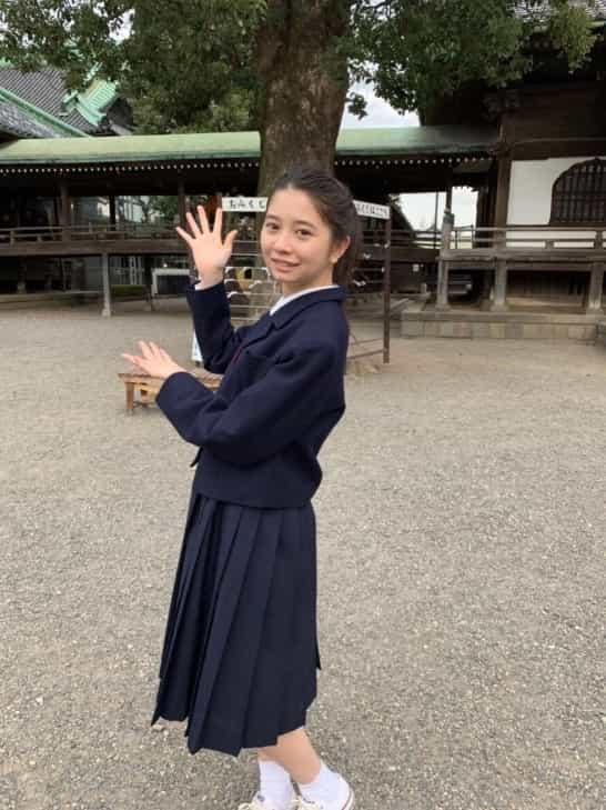 桜田ひより 満男の娘、ユリ