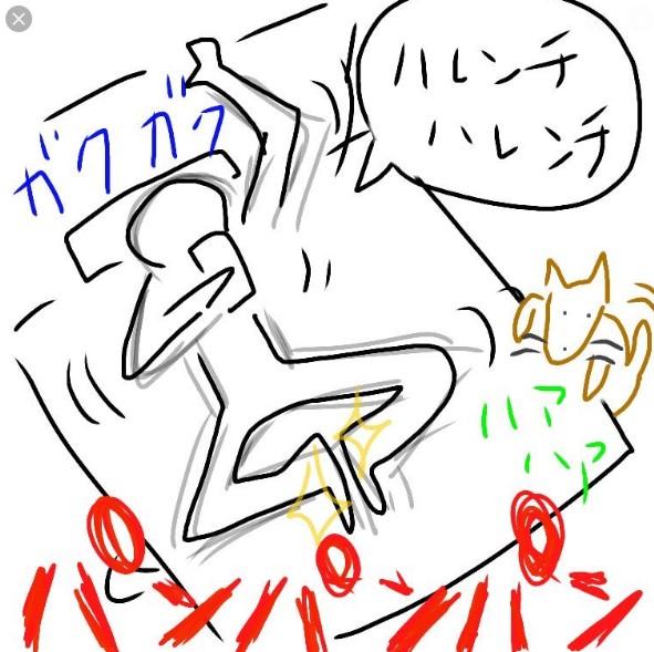 山口さんのハレンチ動画 図解