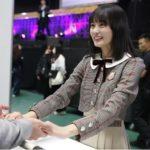 遠藤さくら乃木坂4期生のスタイルがモデル級!高身長小顔でセンター候補?