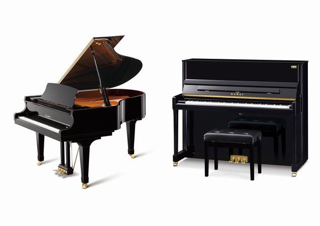 グランドピアノ アップライトピアノ