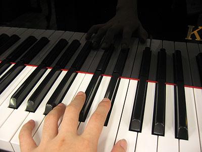 ピアノ鍵盤