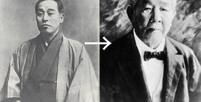 福沢諭吉 渋沢栄一