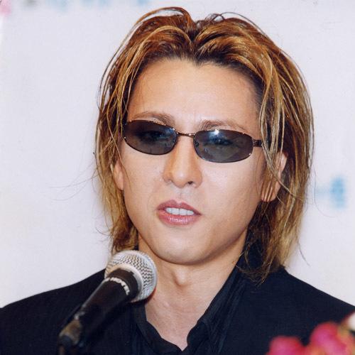 X JAPANのYOSHIKI