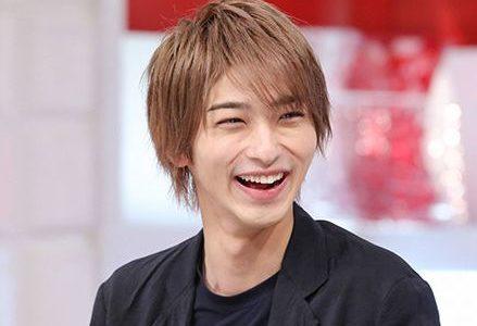 横浜流星のえくぼ画像が可愛すぎる?ほうれい線上でぷくっと笑顔に?