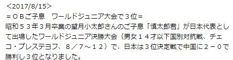 川崎市立橘高等学校 ソフトテニス部 OB・OG会