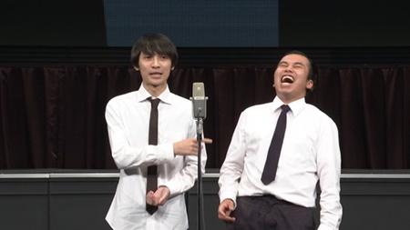 ぱろぱろ 和田昭也と大久保健