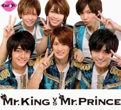 Mr.King vs Mr.Prince