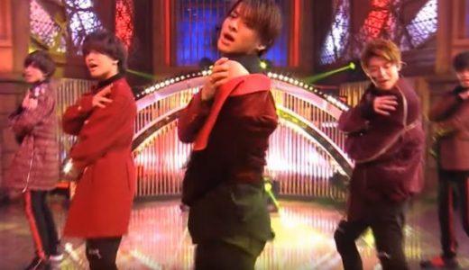 平野紫耀のダンスは超セクシー?子供時代から天性のセンスの持ち主?