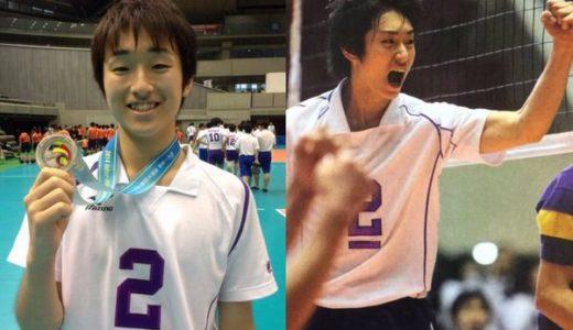 柳田将洋の弟・柳田貴洋もプロ選手?兄の背中とバレーを追いかけた半生