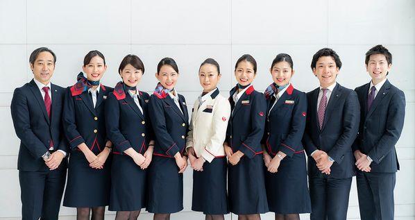 日本航空 フライトアテンダント