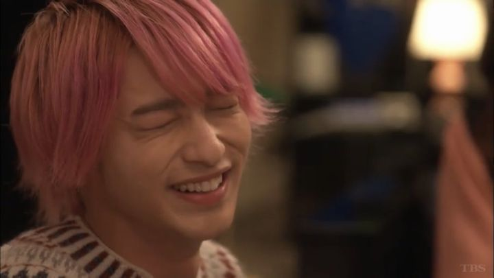 横浜流星 かわいい ピンク はじこい