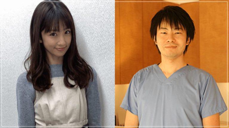 小倉優子 旦那 島弘光 画像 歯科医
